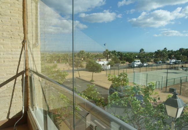 Apartamento en Punta del Moral - XXXEspigón Poniente 13